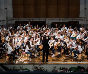Boccherini Youth Guitar Orchestra | Boccherini Guitar Festival BWV 2019