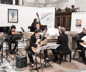 Maratona Bach IX | Boccherini Guitar Festival BWV 2019
