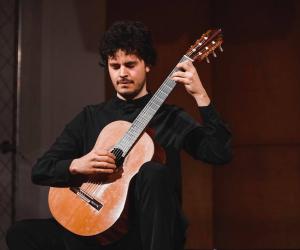 Maratona Bach VI | Boccherini Guitar Festival BWV 2019