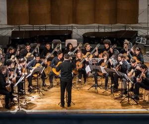 Maratona Bach VII | Boccherini Guitar Festival BWV 2019
