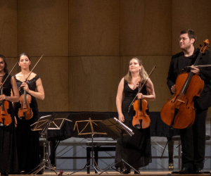 Open Gold 2018, Festival Boccherini - Quartetto Iberia