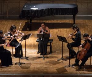 Open Gold 2019, Festival Boccherini - I quintetti opera 55 nel contesto della produzione cameristica di Boccherini