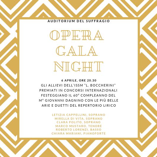 Opera Gala Night