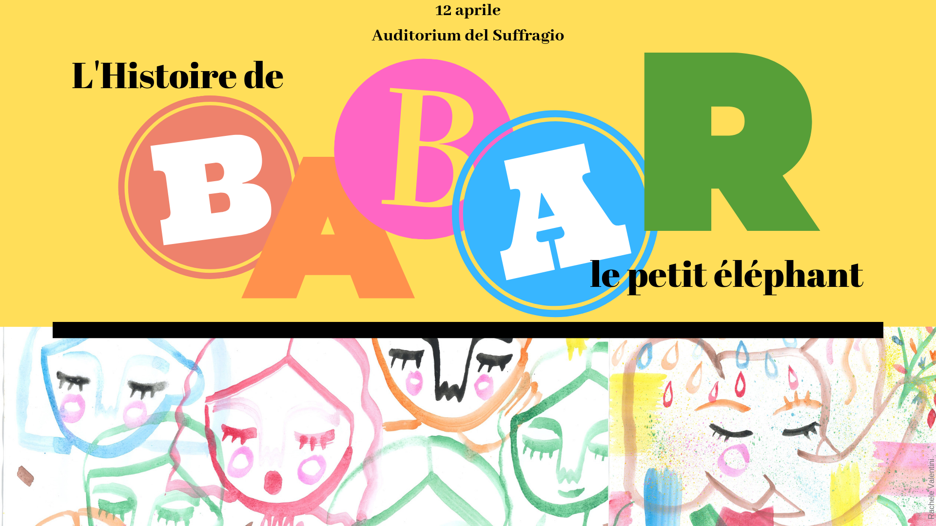 L'Histoire de Babar, le petit éléphant