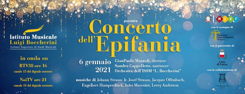 Concerto dell'Epifania 2021