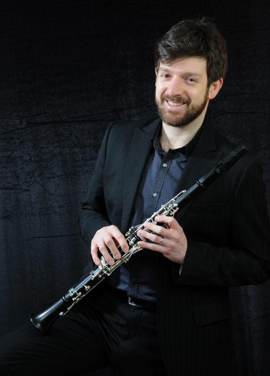 Masterclass clarinetto M° Bandieri